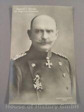 112941, GENERAL V. BESELER, DER SIEGER VON ANTWERPEN, Photochemie Postkarte 2849