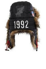 Ralph Lauren Polo 1992 Winter Stadium P-Wing Explorer Shearling Hat New