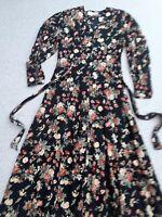 Vintage Designer Tea Dress  UK 14 (EU 40 US 12)