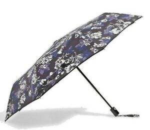 Vera Bradley Umbrella Frosted Floral Auto open/close NWTS Free Ship