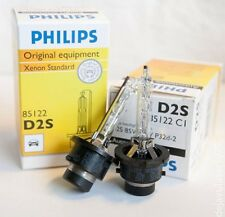 2 x PHILIPS D2S 4300K 35W XENON HEADLIGHT BULBS HID 85122 AUDI BMW MERCEDES WV