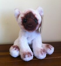 RUSS Yomiko Classics Siamese Cat Soft Plush Toy Small called Simmons