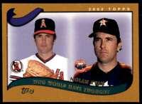 2002 Topps Traded Nolan Ryan Houston Astros #T266