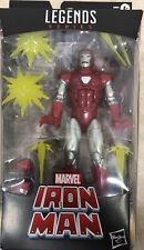 Hasbro Marvel Legends Series Iron Man Silver Centurion