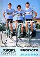BARONCHELLI CONTINI PRIM Cyclist Team GS BIANCHI PIAGGIO 82 Cycling ciclismo