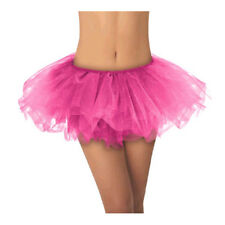 PINK ADULT TUTU ~ Birthday Halloween Party Supplies Costume Tulle Dress Up