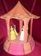 Disney Princess Musical Carousel Rotating  Nightlight  Lamp