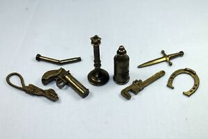 Weapons Replacement Parts for Clue Master Detective Board Game YOUR CHOICE