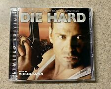 Die Hard Soundtrack Cd 2 Discs La-La Land Records Lllcd 1188 Limited to 3500