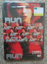 Run Lola Run (Dvd, 1999, Original in German) English subtitles Franka Potente