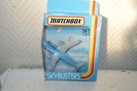 AVION MATCHBOX SKYBUSTER AIRBUS A 300 AIR KOREAN BOITE  PLANE/PLANO SB 28