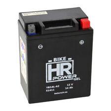 Motorradbatterie Gel 12V 14Ah 51411 YB14L-A2 CB14L-A2 *NEU*