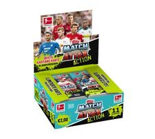 Topps Match Attax Action 2018/2019 1 x Display - 20 Booster 18/19