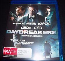 Daybreakers (Ethan Hawke Willem Dafoe)(Australia Region B) Bluray – Like New