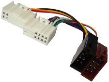 Adaptateur faisceau câble fiche ISO autoradio pour Hyundai Tucson H-1 ix35 i10