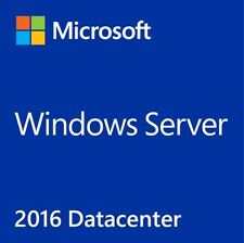 Windows Server 2016 Datacenter License 64-bit Genuine License Key ESD