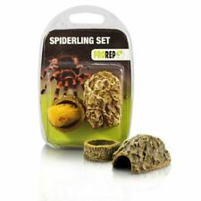 ProRep Spiderling Scorpion or Cockroach Bowl & Hide Kit