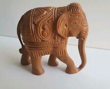 éléphant en bois