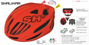 SH+ (SH Plus) Shalimar Bicycle Helmet - Matte Fluo Orange  L/XL (Was $249.99)