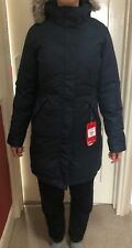 Women's The North Face Goose Down Parka Winter Coat Jacket Long