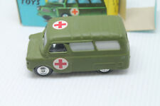 CORGI TOYS 414 * BEDFORD MILITARY AMBULANCE * 1:43 * OVP * MINT