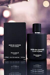 Noir En Leather 100ml EDP Unisex Spray Scents  Fragrance Paris Corner Perfumes
