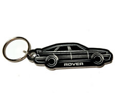 Rover 800 Fastback Keyring