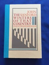 THE WINTERS OF THAT COUNTRY - SIGNED LIMITED EDITION BY JOHN SANFORD