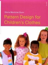 Pattern Design for Children's Clothes-ExLibrary