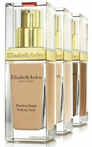 Elizabeth Arden Flawless Finish Perfectly Nude Makeup Broad Spectrum Sunscreen