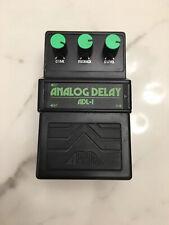 Aria ADL-1 Analog Delay Echo Rare Vintage Guitar Effect Pedal MIJ Japan