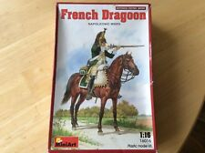 French Dragoon, Napoleonic Wars Model, Miniart! Look In The Shop!