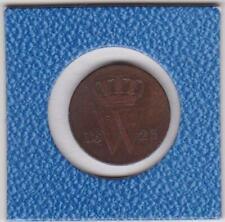 1 cent Niederlande 1823 Wilhelm I Willem Netherlands
