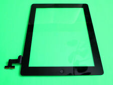 OEM Apple iPad 2 Touch Glass Digitizer Assembly Home Button Black US Shipper