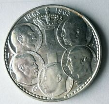1963 GREECE 30 DRACHMAI - AU/UNC - EXCELLENT Silver Coin - Lot #O16