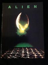 Alien-Original Premeire Movie Program-Ridley Scott-Geiger-Near Mint-John Hurt