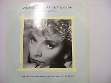 "HELEN WATSON You're Not The Rule You're The Exception – 1987 UK 12"" – Jazz-Rock"