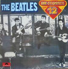 THE BEATLES - DIE GROSSEN 12 - LP