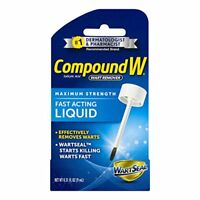 Compound W Wart Remover Fast-Acting Liquid 0.31 OZ