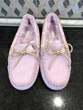 NWOB Women's UGG Dakota Pink Slippers-Size 6-MSRP $100- #5612