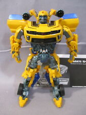 """Transformers ROTF Movie """"CANNON BUMBLEBEE"""" Deluxe Class Complete C9 2009"""