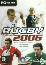 Pc Game - Rugby Challenge 2006 (WinXp and Under)