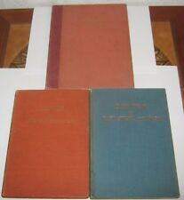 3 Vintage Metallurgy Books COPPER in Instrumentation Cast Steel and Iron 1950s