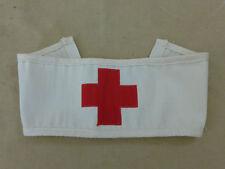 Us Army uniforme medic cruz brazalete paramédicos etiquetado #