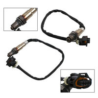 2X O2 Oxygen Sensor 4 Wire For Holden Commodore V6 3.6L VZ VE 0258006743 RPD