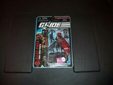 GI JOE Pursuit Of Cobra City Strike 2010 ALLEY VIPER Action Figure MOC!