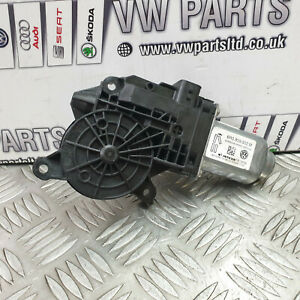 WINDOW MOTOR DRIVER SIDE FRONT SEAT IBIZA SKODA ROOMSTER 2010-2015 6R0959802M