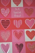 Bella Greetings Valentine's Day Card #11237 VSFRD - To a Special Friend - NEW