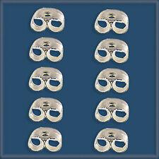 10 pcs Sterling Silver 925 EARRING BACKS EAR NUTS