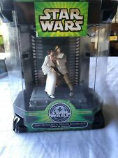 "Hasbro Star Wars Silver Anniversary Luke Skywalker Princess Leia ""Swing Freedom"""
